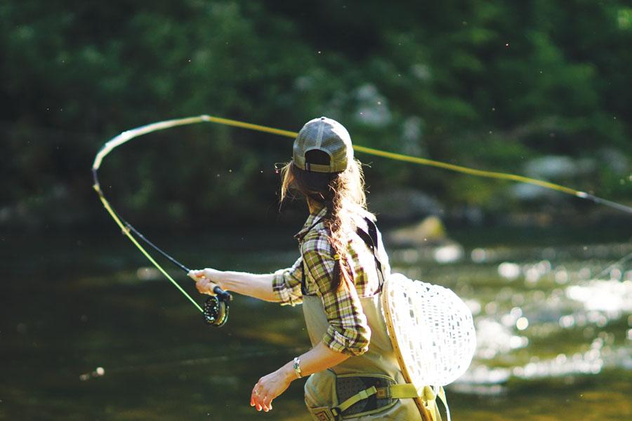 Fly Fishing On Prescription