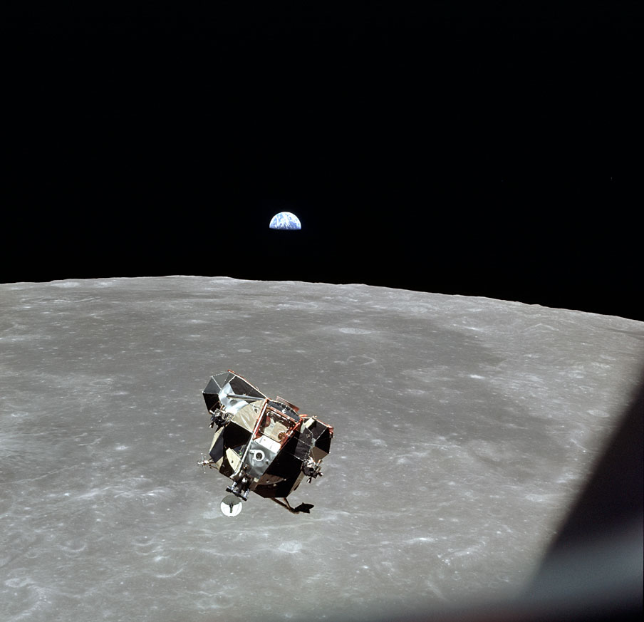 Can AI Learn From The Moon?
